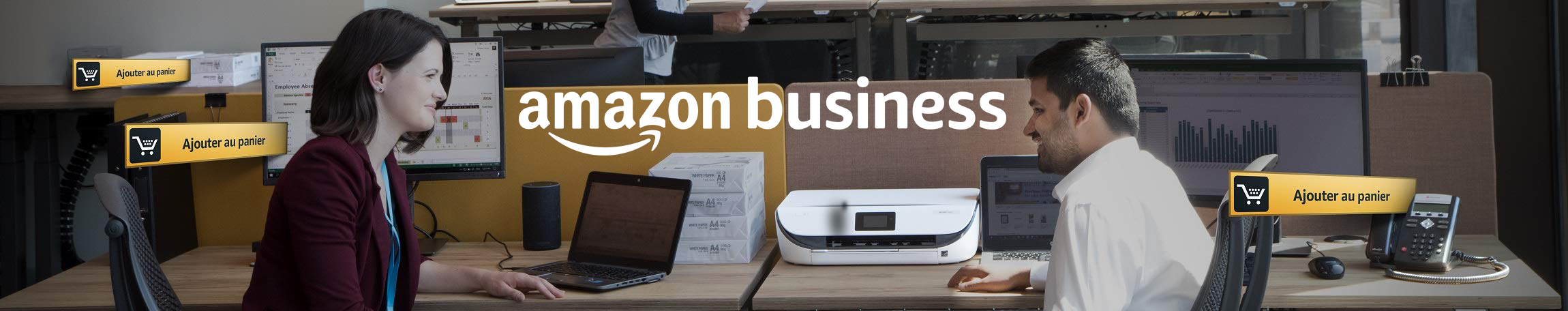 Amazon Business en savoir plus