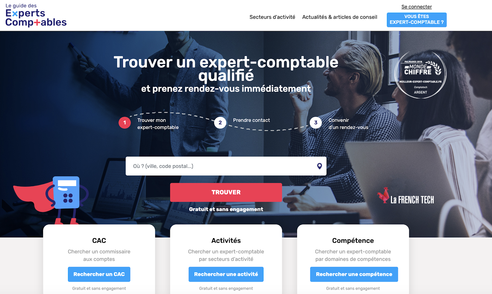 Le Guide des Experts comptables