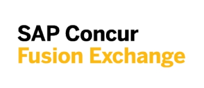 SAP Concur Fusion Exchange - 4 octobre 2018